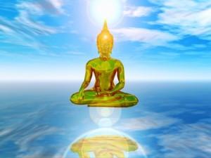 Buddha et chakras
