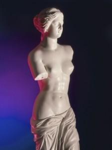 Vénus insuffla la vie à la statue de Pygmalion