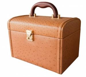 Le cuir des bagages toxique