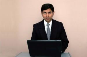 Votre nouveau collègue de travail... en Inde