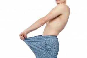 Pantalon et ventre plat