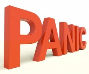peur panique et phobie