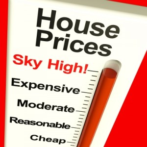 Un immobilier aux prix trop élevés