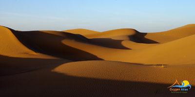 Randonnée de sophrologie dans le désert