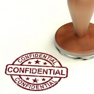 Dossier confidentiel
