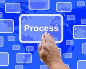 processus et action