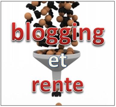 Comment se créer un blog ou comment devenir rentier en 4 ans