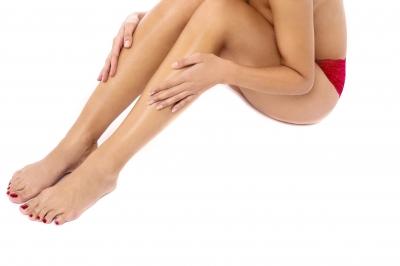jambes femme