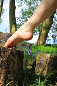 pieds femme
