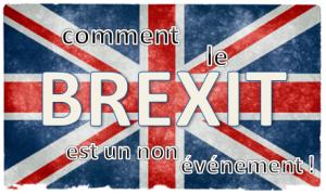 brexit non evenement