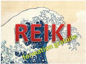 apprendre le Reiki gratuitement