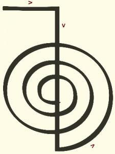 symbole reiki cho ku rei