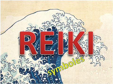 Symbole Reiki 3ème degré enfin révélé dans formation Reiki gratuite