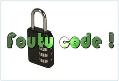 Comment ouvrir un cadenas à code grâce au Reiki