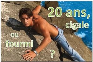 que faire pour ses 20 ans
