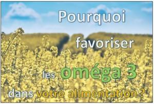 omega 3 alimentation omega 6 ratio