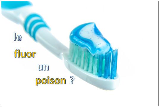 Fluor : ce poison dans le dentifrice et l'eau !