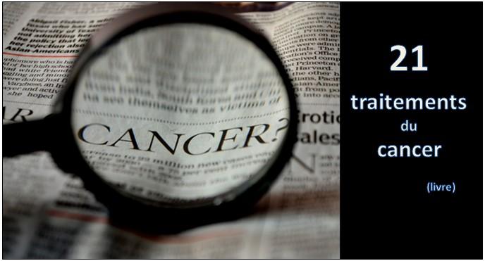 21 traitements du cancer alternatifs et naturels