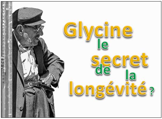 glycine secret longevite
