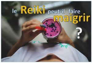 le reiki peut-il faire maigrir ?