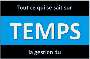 synthese gestion du temps