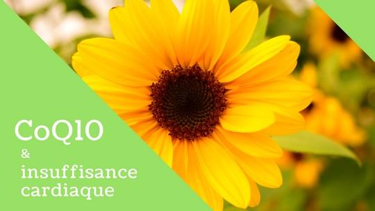 CoQ10 le remède à l'insuffisance cardiaque ?