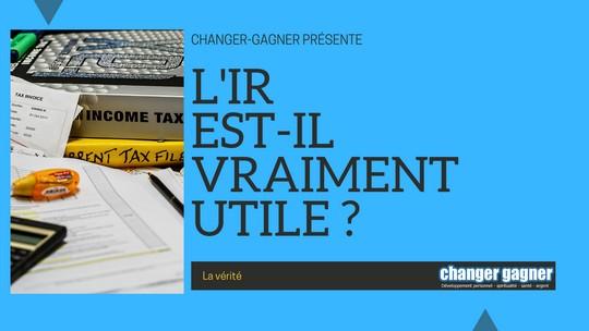 Impôt sur le revenu : est-il nécessaire ?