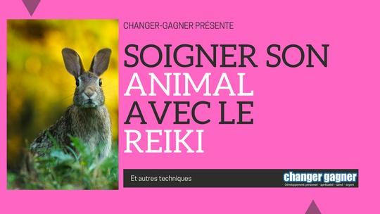Reiki animal – Soigner les animaux avec le Reiki